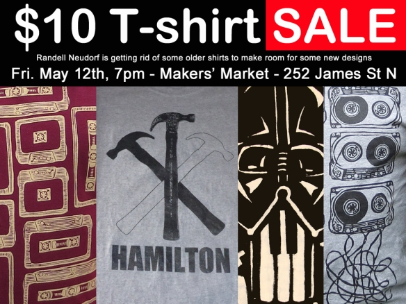 T-shirt Sale copy